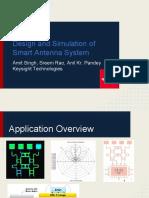 Amit Singh Smart Antenna Design