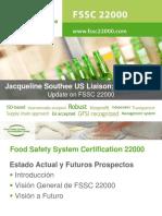 Presentacion FSSC22000 Jacqueline Southee