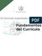 Fundamentos Del Currículo (1)