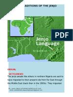 History of the Jenjo