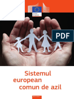 Sistemul European Comun de Azil