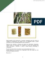 [Cliqueapostilas.com.Br] Artesanato Com Bambu