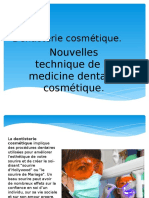 Dentisterie-cosmétique