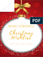 Send Toronto Christmas Wish List 2016