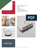 Noliac Piezo Actuators Datasheet