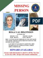 Roaa S Al Dhannoon 11-04-16