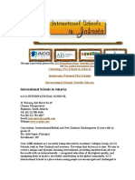 International Scholl Indonesia