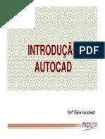 Introdução CAD