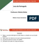 Apostila Rafaela Motta PORTUGUES
