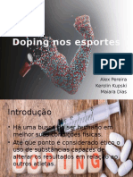 Doping Nos Esportes