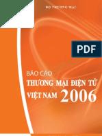 Báo cáo TMĐT VN năm 2006