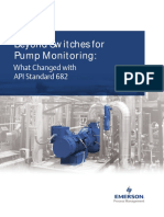 Pump Seal Monitoring 2016