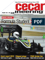 Racecar Engineering - Formula Student 2015