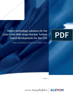 Alstom Tech Solutions for Nuclear Plant US EP08