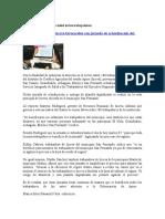 Blanca Noticia Pasantia
