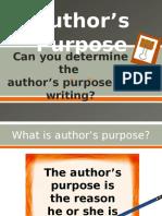 authorspurposenewversionppt  1