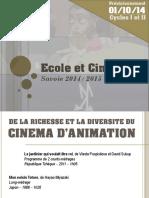 Ecole Cinema 1415