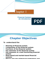 Chapter 1 - Indian Financial System - Introduction
