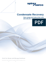 Condensate Recovery White Paper