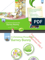 Level B_A Christmas Present for Barney Bunny