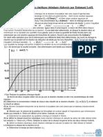 série-chimie-cinétique-chimique--2011-2012(dahmani-lotfi)