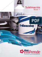 Manual Sublimacion Nivel 1 Digital