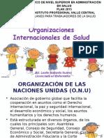 Clase 01 Organizaciones Internacionales de Salud (1)