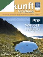 Zukunft Forschung 0110 - Das Forschungsmagazin der Universität Innsbruck