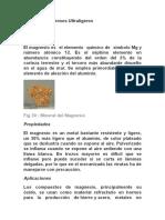 Metales No Ferrosos Ultraligeros[1]