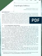 Antropologia Biblica - Pietro Paolo Zerafa