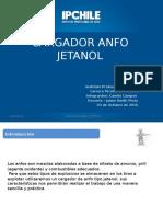Cargador de Anfo Jetanol