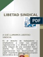 LIBETAD SINDICAL
