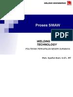 5. Proses SMAW