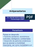 13a Antiparaasitarios