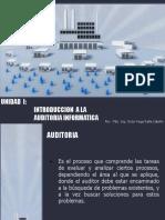 1. Unidad i - Introduccion a La Auditoria Informatica