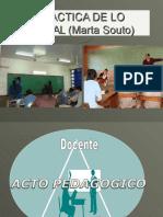 Didactica de lo Grupal - Marta Souto