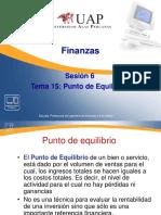 Pto de Equilibrio Individual y Multiproducto