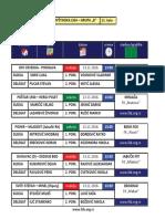 medjuopstinska liga - grupa b - delegiranje - 11  kolo