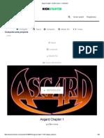 Asgard Chapter 1 by Ben Jones — Kickstarter