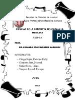 Asepsia Documento