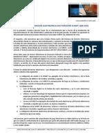01-08-16 Sistema de Facturacio-n Electro-nica Facturador Sunat (See-sfs)