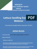 Lettuce Webinar