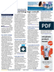 Pharmacy Daily for Thu 10 Nov 2016 - Advertising regulations consult, SHPA Purple Pen Podcast, Retail lease reform, Travel Specials and much more