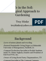 Soil Food Web Presentation