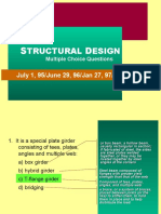 Structural Design sample exams-95-96-97-98.ppt