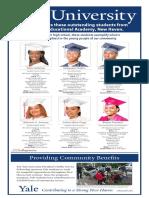Riverside Academy Senior Spotlight