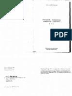 Etica Para Psicologos - Introduccion A La Psicoetica.pdf