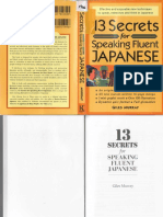 13 Secrets for Speaking Fluent Japanese.pdf