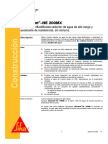Aditivo Superplastificante Acelerante Sikament He 200mx