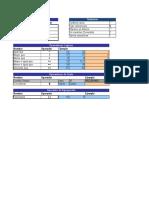 Ejercicios de Excel Básico V2 Fg